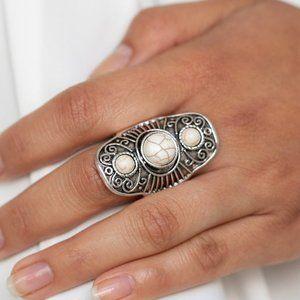 Stone Oracle - White